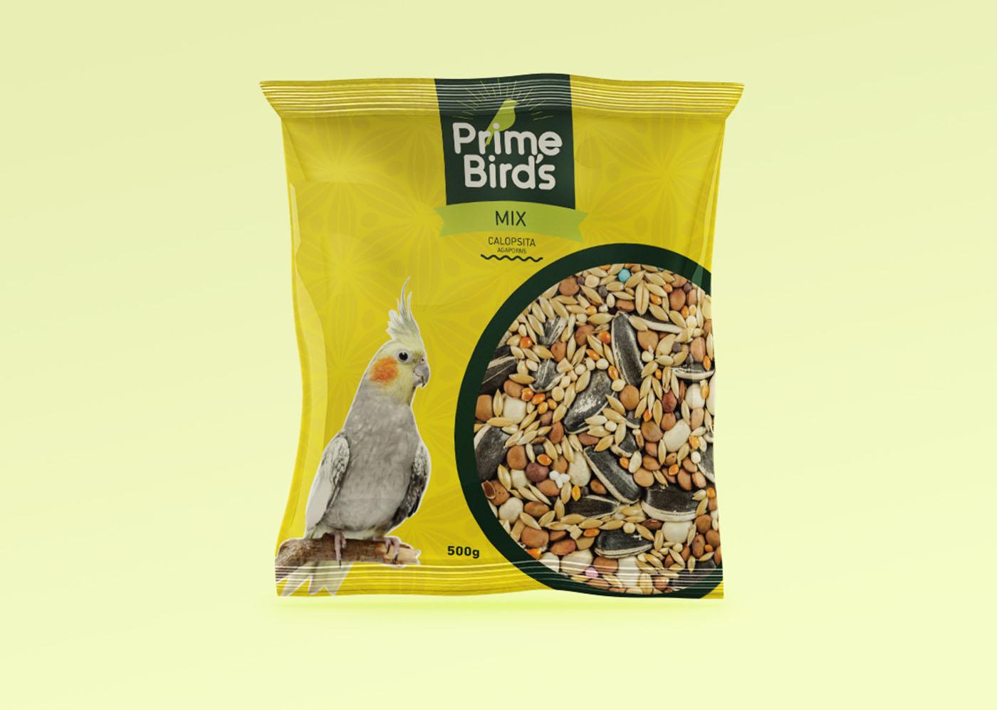 Branding Prime Birds 1