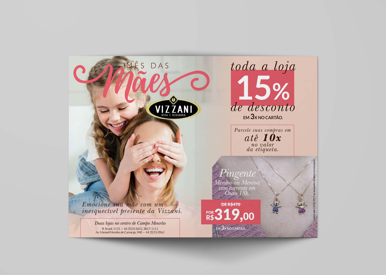 Campanha Vizzani Dias das Mães (1)