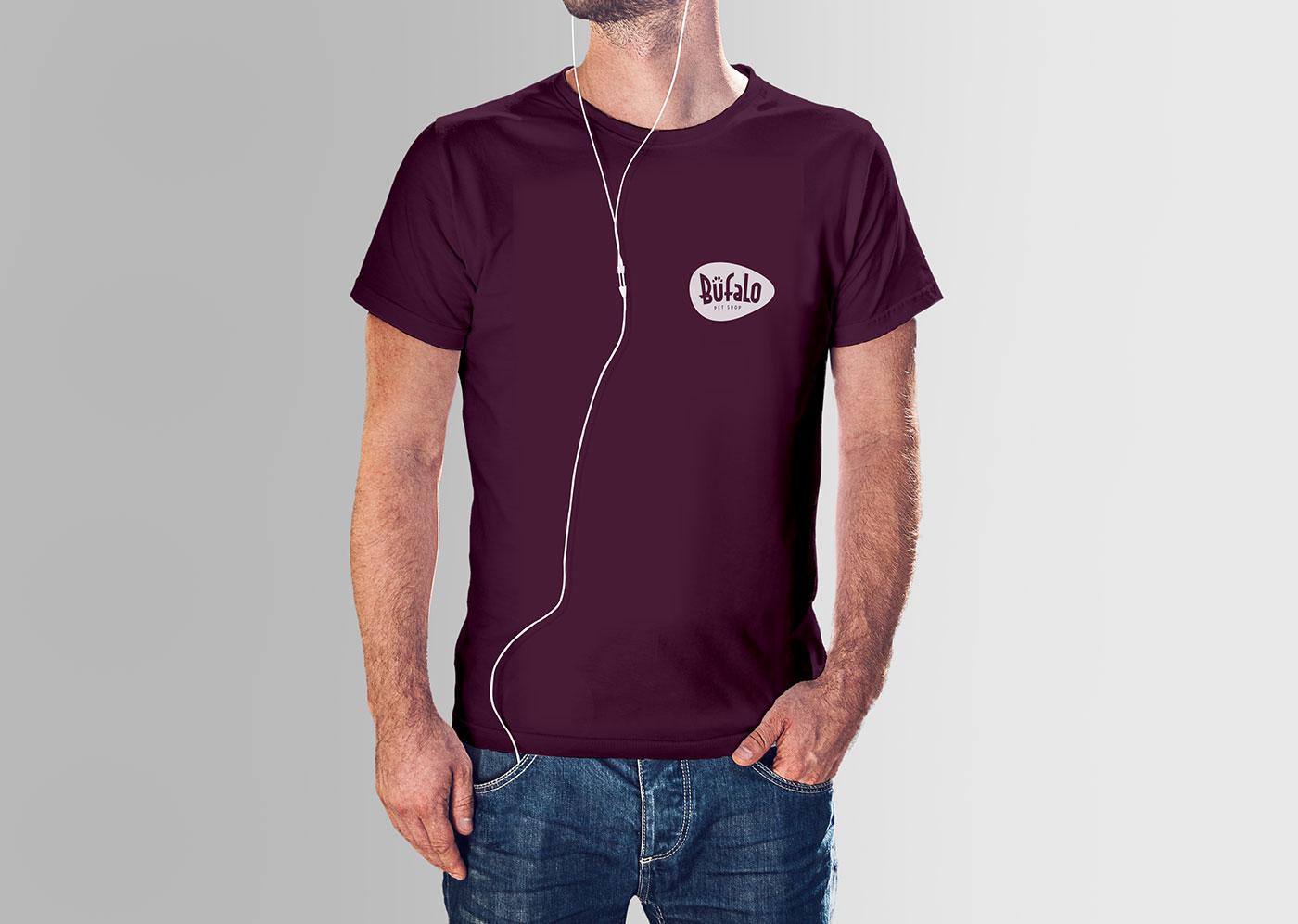 bufalo-camiseta