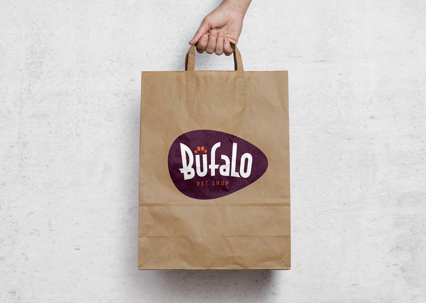 bufalo-logo-sacola